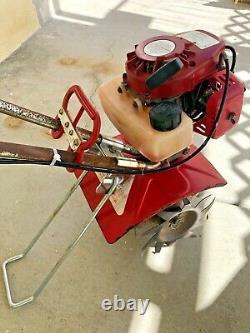 MANTIS 7222 TILLER/CULTIVATOR'99 2cyclegas org owner little workhorse runs well