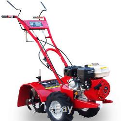 MAXTRA New 6.5HP Petrol Rotovator Tiller Cultivator Rotavator Garden Power Tool