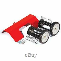 MC43, MC43E, MC440, Earthquake DK43 Dethatcher Attachment Kit for Cultivators