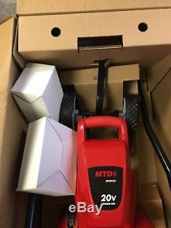 MTD MTDC57 20V Battery Cultivator