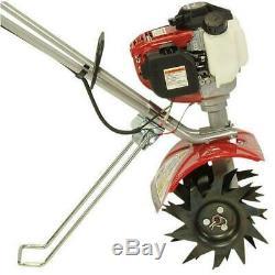 Mantis 25cc 4-Cycle Plus Gas Mini Tiller-7940