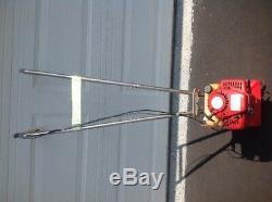 Mantis 2 Cycle Garden Tiller Mini Rototiller Cultivator SV-4/B Runs Good
