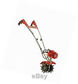 Mantis 2-Cycle Tiller Cultivator 7920 Ultra-Lightweight Compact, Powerful