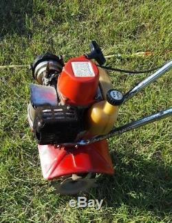 Mantis 2-Cycle Tiller/Cultivator Mantis SV-2AE Tiller Runs