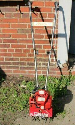 Mantis 2 Stroke Garden Tiller Mini Rototiller Cultivator