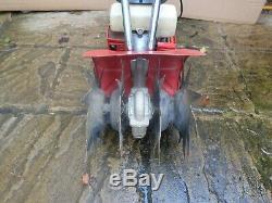 Mantis 2 Stroke Tiller Rotavator/cultivator (working /spares Or Repairs)