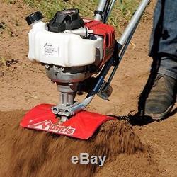 Mantis 4-Cycle Garden Tiller Rototiller Cultivator 7940 Electric Powered NEW