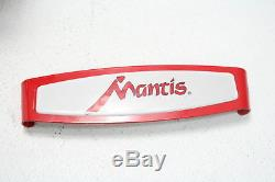 Mantis 4-Cycle Tiller Cultivator 7940 by Honda Lightweight Powerful Compact