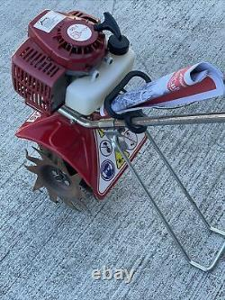 Mantis 7225-12-02 2-cycle Engine Garden Tiller Cultivator