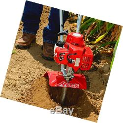 Mantis 7924 2-Cycle Plus Tiller/Cultivator with FastStart Technology for 75% Eas