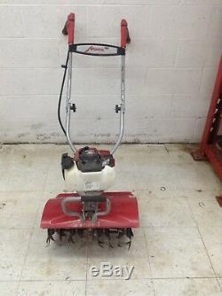 Mantis 7990 Small Tiller Honda GX35 Gas Power Lawn Rototiller Garden Cultivator