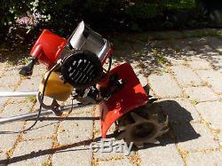 Mantis Garden Roto Tiller/Cultivator 2-Cycle Kioritz Engine (WORKING)