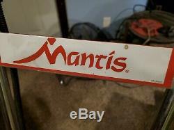 Mantis Gas Garden Tiller, No 7225-12-02