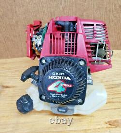 Mantis Honda Rototiller/tiller/cultivator 4 Stroke Engine Powerhead Motor Gx31
