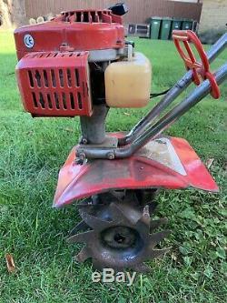 Mantis Tiller 2 Stroke Petrol Cultivator Rotovator Aerator