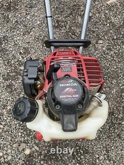 Mantis Tiller 4 Stroke Honda Powered Rotavator Rotovator Cultivator