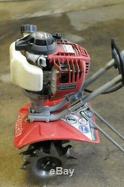 Mantis Tiller Cultivator 7262 Honda Gx25 Engine
