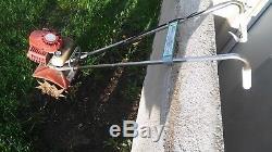 Mantis Tiller Rototiller Mini Runs Sv-4 2 Stroke Cultivator #1