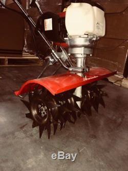 Mantis XP 4-Cycle 16 Tiller/Cultivator 7565-12-02, Honda GX35-Demo/Light use