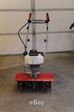 Mantis Xp Tiller Cultivator 7566 Honda Gx35 Engine