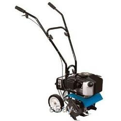 Mini Cultivator 10in. Tilling Width 43cc Viper Engine with Manual Start