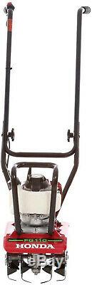 Mini Tiller-Cultivator 9 in. 25 cc 4-Cycle Middle Tine Forward-Rotating Gas
