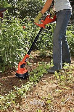 NEW! Black & Decker LGC120 20V MAX Lithium-Ion Cordless Garden Cultivator/Tiller