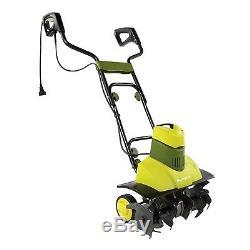 NEW! Sun Joe TJ601E Tiller Max 9 Amp Electric Garden Tiller/Cultivator