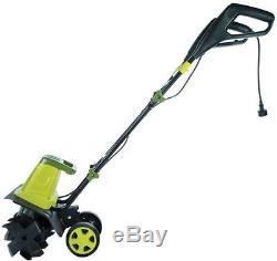 NO TAX! Sun Joe Tiller Joe 16-inch 12-AMP Electric Garden Tiller Cultivator tool
