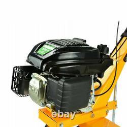 New 5 HP Petrol Tiller Cultivator Rotavator Garden Lawn Machine Pro
