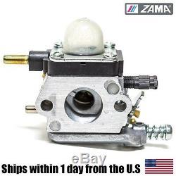 OEM Zama CARBURETOR Carb Mantis Tiller Cultivator 7222E SV-4B 1E Echo Engine