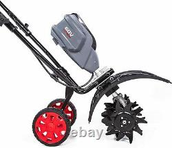 POWERWORKS 60V Brushless Cordless Electric Tiller Cultivator TL60L00PW TOOL ONLY