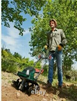 Parkside 1400 Cultivator Rotavator Tiller Garden Allotment Soil Vegetable Patch