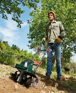 Parkside Cultivator Rotavator Tiller Garden Allotment Soil Vegetable Patch