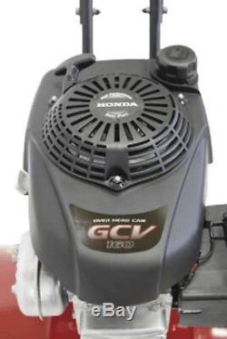 Petrol Garden Tiller 4 Stroke Honda Motor 160cc 800mm Scheppach Mtp870h