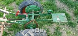 Planet Jr BP-1 Tractor And Cultivator
