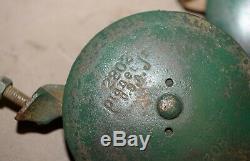 Planet Jr cultivator parts lot 2802 disc arm set vintage collectible garden tool