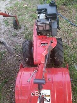 Ploss hoss/ garden cultivator