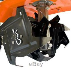 Powermate Cultivator 10 in. 43cc Gas 2-Cycle Hassle-Free Operation