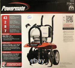 Powermate Cultivator Pcv43 New In Box