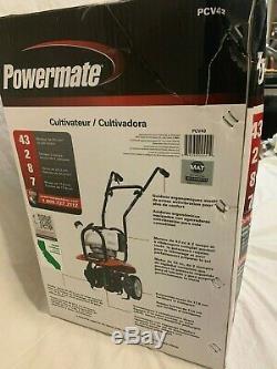 Powermate PCV43-Cultivator
