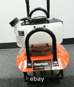 Powermate PCV43 Cultivator Tiller Gas