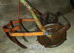 Roho Wheel Garden Cultivator Tool-weeder-hoe-flower Garden