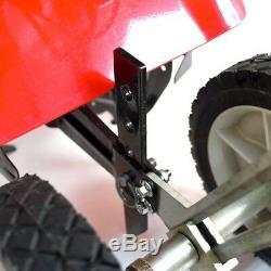 Rototiller Lawn Cultivator Garden Yard Tiller Aerator 10 in. 43cc Gas 2-Cycle