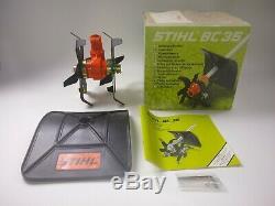 STIHL BC 35 CULTIVATOR TILLER Attachment Excellent open box