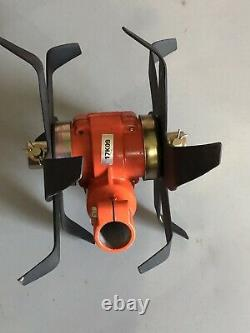 STIHL BC 35 TILLER CULTIVATOR ATTACHMENT With Guard for Kombi System NEW