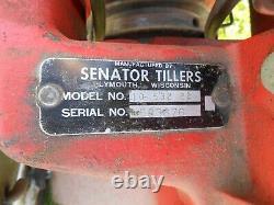 Senator Roto Tiller Lawn Garden Tiller Cultivator LOCAL PICKUP