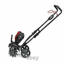 Snapper XD 82V MAX Cordless Electric Cultivator with 10-Inch Tilling Width