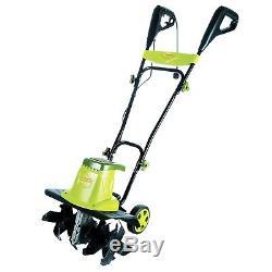Snow Joe Sun Joe TJ604E 16-Inch 13.5 AMP Electric Garden Tiller/Cultivator New