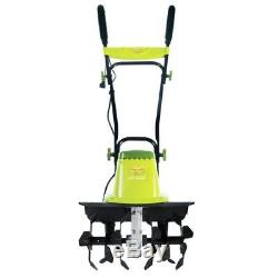 Snow Joe Sun TJ604E 16-Inch 13.5 AMP Electric Garden Tiller/Cultivator